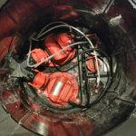 Pump- und Hebeanlage