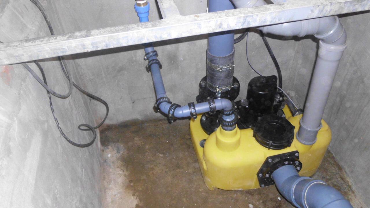 Pump Und Hebeanlagen Rückstauprofi