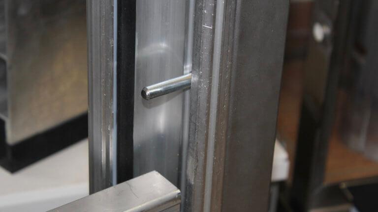 Dammbalkensystem im Detail