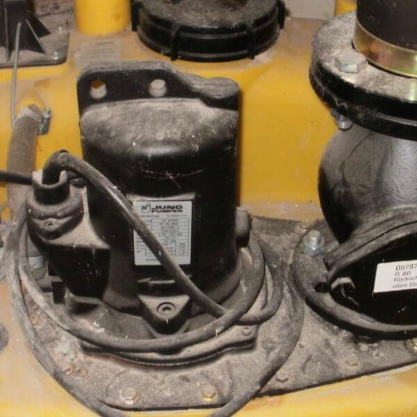 Favorit Pump- und Hebeanlagen warten: Bevor es teuer wird!   Rückstauprofi CU84